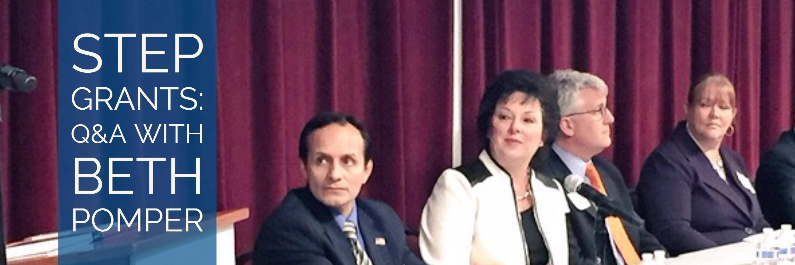 STEP grant, Q&A with Beth Pomper, step funding available, delaware exporters