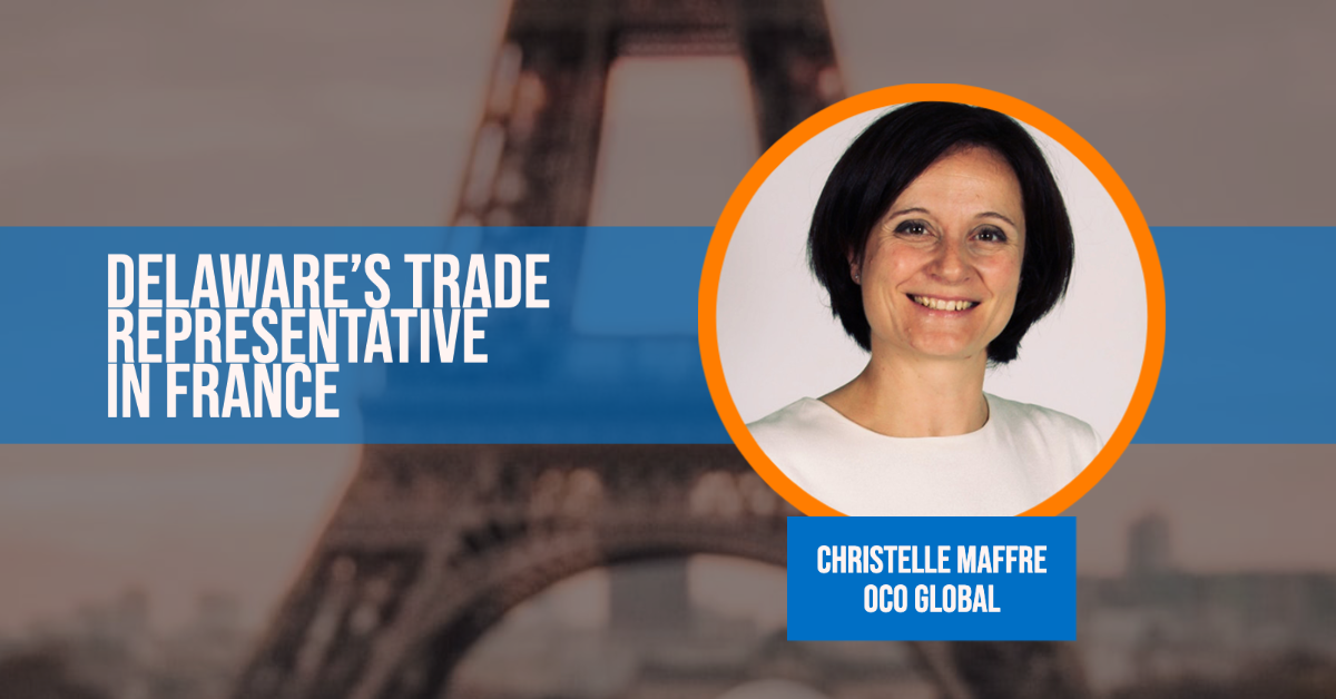 Christelle, New Trade Rep in France