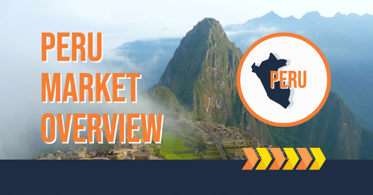 Peru Market Opportunities