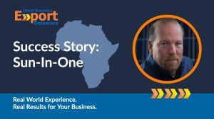 Sun-In-One finds success exporting to Africa