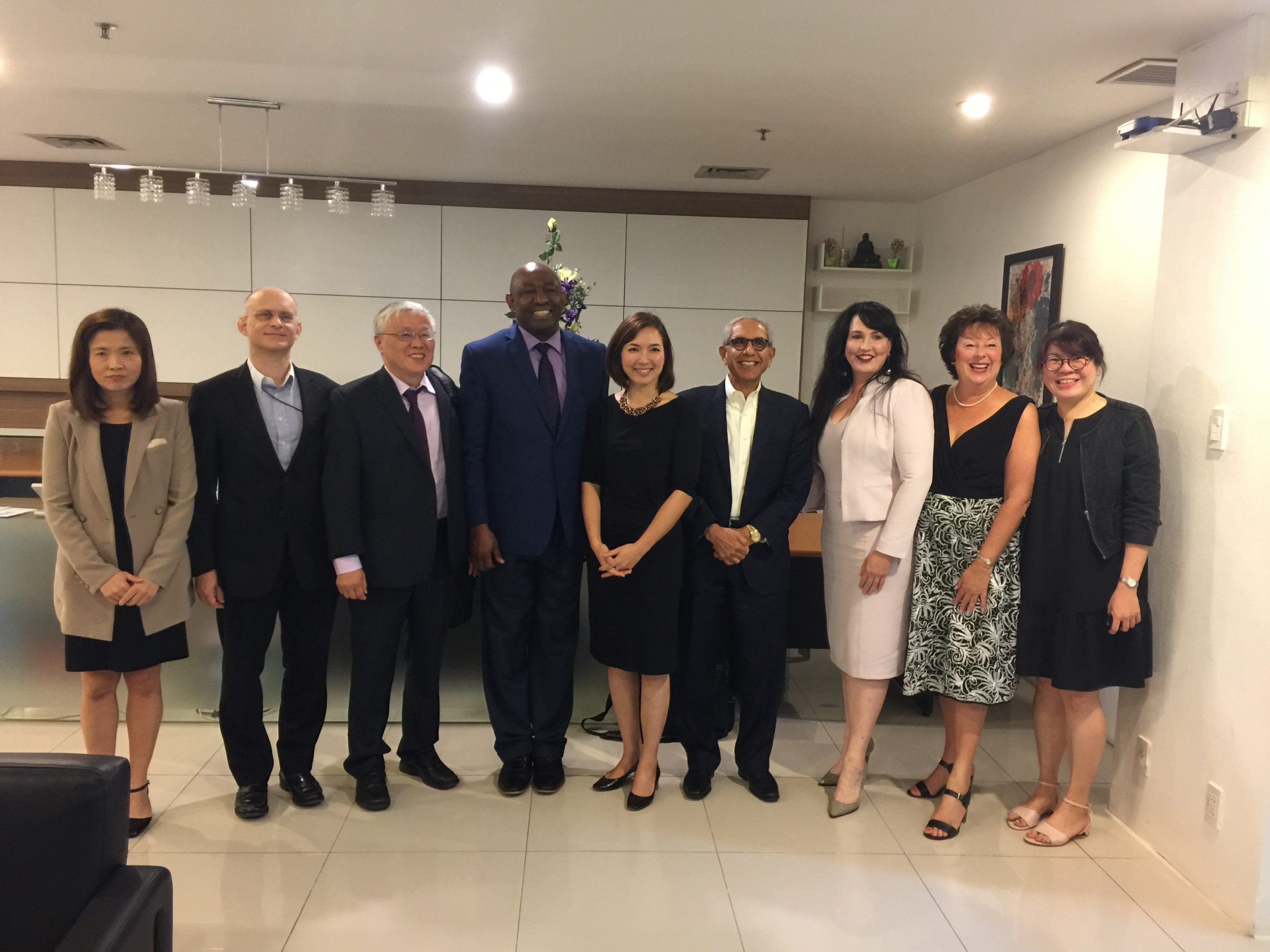Delaware small businesses on a trade mission to Southeast Asia